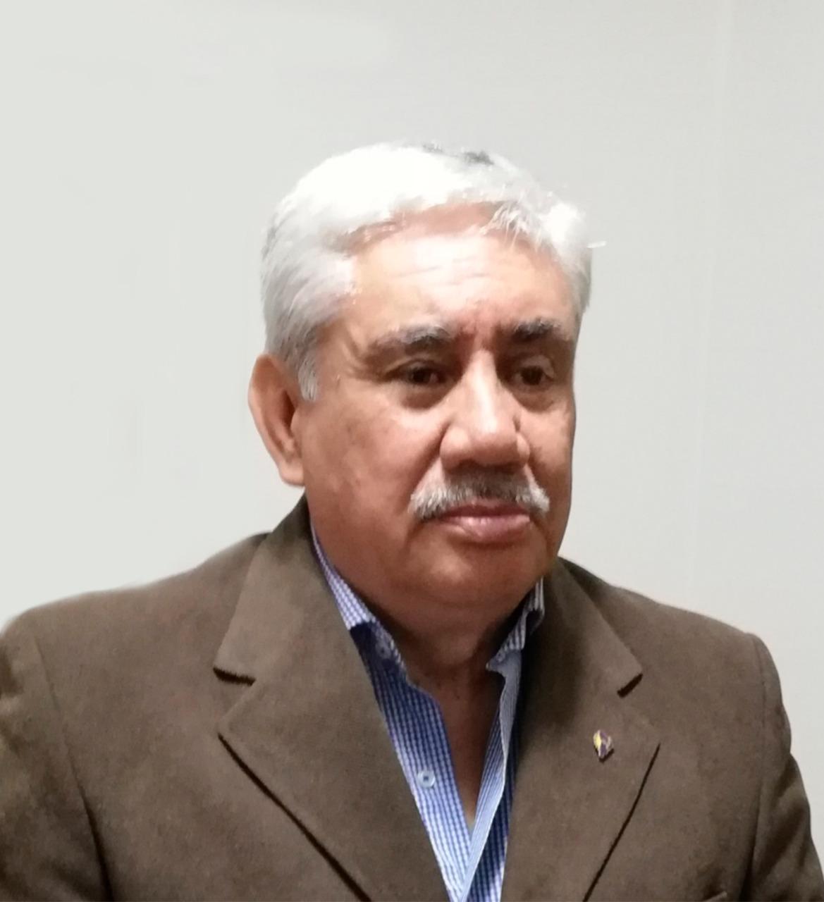 Osvaldo Almendra Presidente