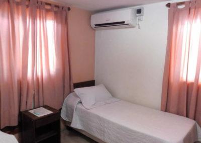 Vista Habitación para dos personas, Hotel Chos Malal