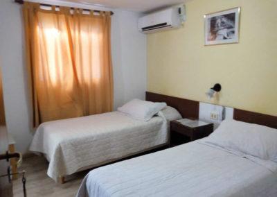 Vista Habitación dos personas, Hotel Chos Malal