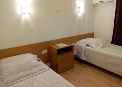 Habitación para dos personas, Hotel Chos Malal