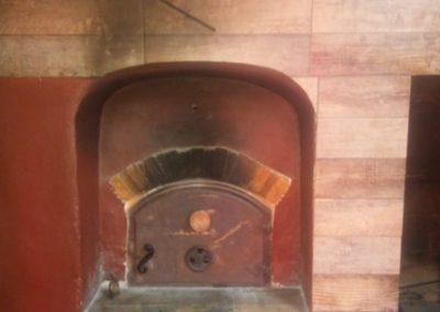Horno, Complejo de Cabañas Villa la Angostura
