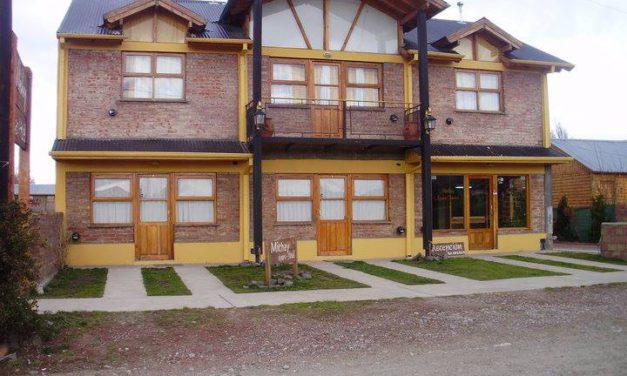 """Convenio Apart Hotel """"Michay"""" (Junín de los Andes)."""