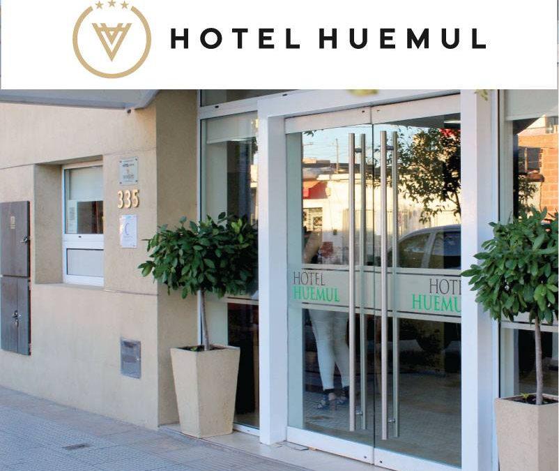 Convenio Hotel Huemul (Neuquén Capital).