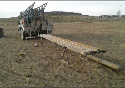 Vista de Terreno en construcción, Zapala
